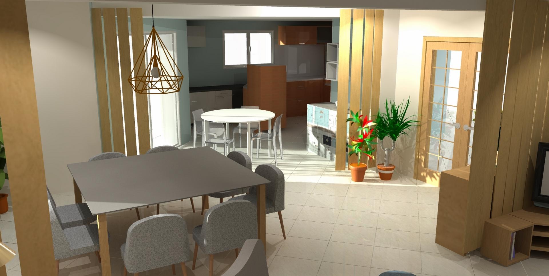 aménagement et décoration espace à vivre MH DECO Bas-Rhin